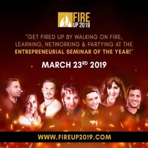 The Swan Doctor featured in the line up for FireUp 2019